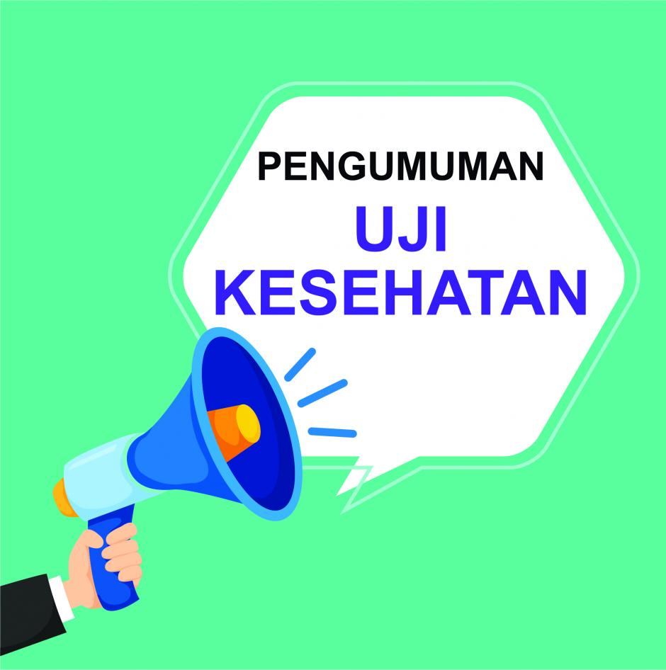 JADWAL UJI KESEHATAN SPMB STIKES SUKABUMI BAGI PESERTA GELOMBANG 1 DAN SAMBAR